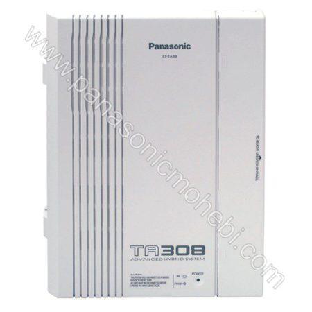دستگاه سانترال کم ظرفیت KX-TA308