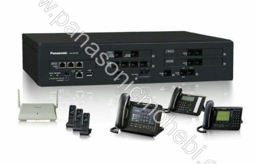 دستگاه سانترال تمام IP مدل KX-NS1000