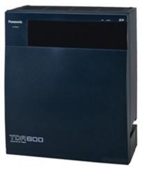 دستگاه سانترال پرظرفیت پاناسونیک مدل KX-TDA600
