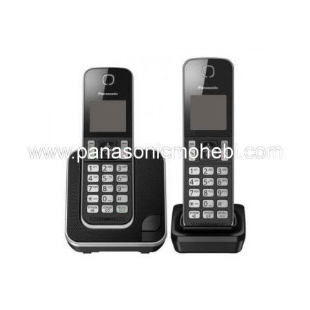 تلفن بیسیم پاناسونیک مدل KX-TGD312